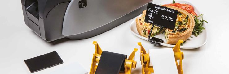 Nyt hos idonline: Print selv prisskilte som gør det let at overholde reglerne om fødevaremærkning