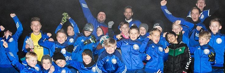 idonline støtter lokalsporten i Sorø