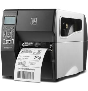 Zebra etiketprinter