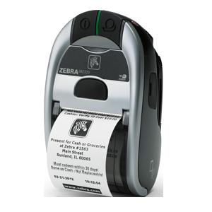 Zebra mobil etiketprinter